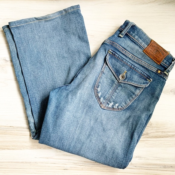 Lucky Brand Denim - Lucky Brand Sweet n' Low Boot Cut Jeans